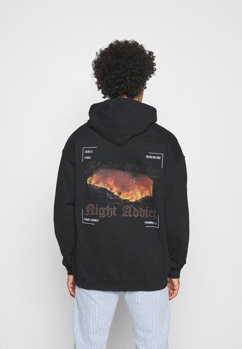 CAMERA - Sweatshirt - black