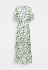 maje - ROCHELLE - Maxi šaty - végétal écru vert - 7