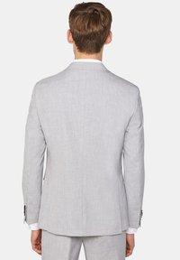 WE Fashion - DALI - Marynarka garniturowa - light grey - 2