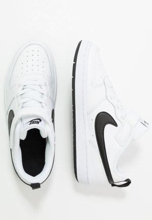 COURT BOROUGH 2 - Sneakers laag - white/black