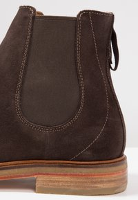 Clarks - CLARKDALE GOBI - Classic ankle boots - dark brown - 5