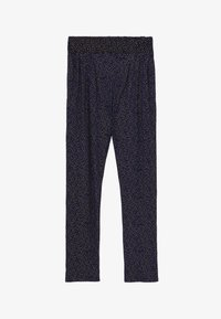 The New - OLIVIA PANTS - Trousers - black iris - 2
