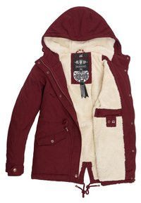 Marikoo - MANOLYA - Winter coat - bordeaux