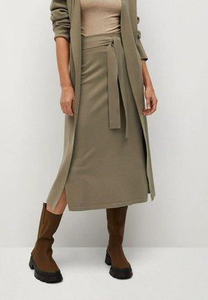 SOFA-A - Falda de tubo - beige