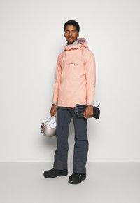 Houdini - THE SHELTER - Ski jacket - beaker pink - 1