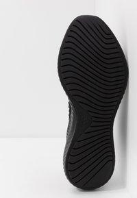 adidas Performance - ALPHABOUNCE+ - Neutral running shoes - core black/tech silver metallic/grey six - 4