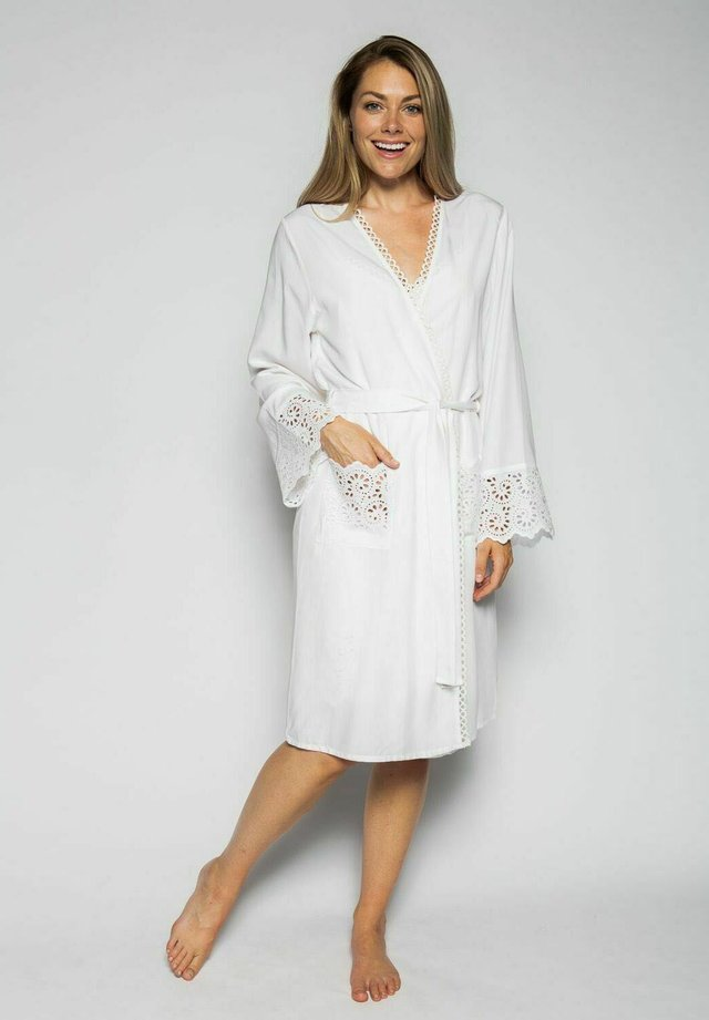 Badjas - white aoe