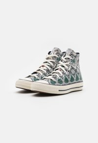 Converse - CHUCK TAYLOR ALL STAR 70 UNISEX - High-top trainers - ash stone/egret/obsidian - 1