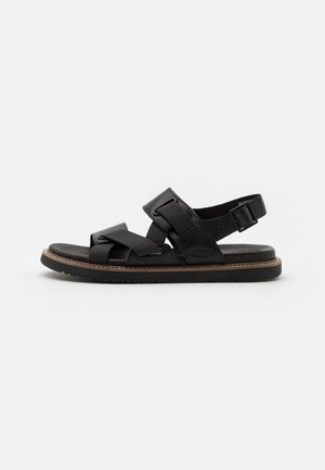 LANA Z-STRAP - Outdoorsandalen - black