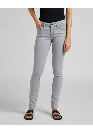 SCARLETT - Jeans Skinny - light grey