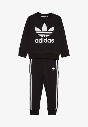 CREW SET - Tracksuit - black