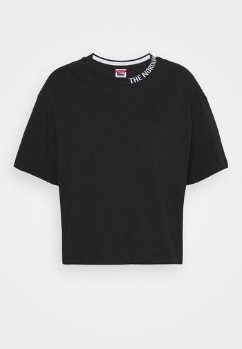 NEW CROP ZUMU TEE - T-shirt imprimé - black