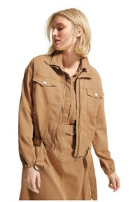 comma casual identity - Light jacket - brown - 4