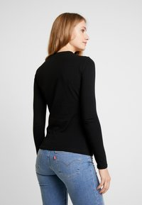 Guess - KUMIKO - Long sleeved top - jet black - 2