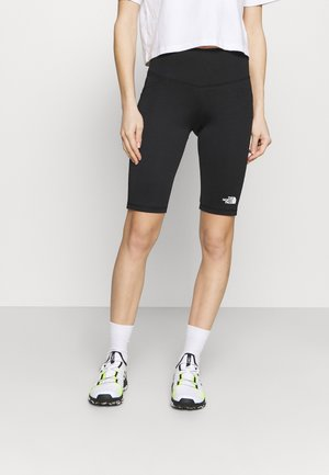 FLEX SHORT  - Leggings - black