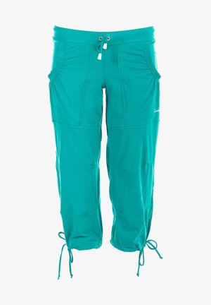 Pantalon 3/4 de sport - ocean green