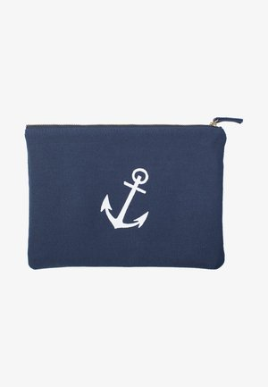 ZIPPER POUCH - Trousse de toilette - anchor