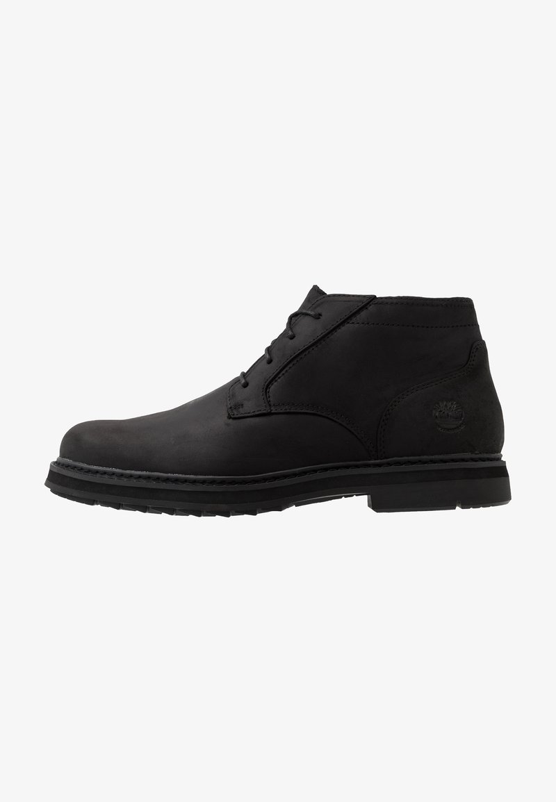 Timberland - SQUALL CANYON WP CHUKKA - Lace-up ankle boots - black