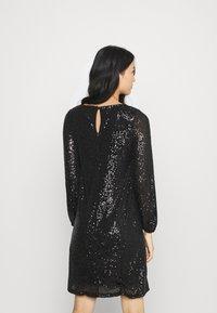 Wallis - SHIFT DRESS - Juhlamekko - black - 2