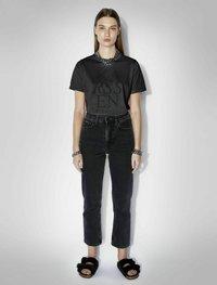 Zoe Karssen - T-shirt con stampa - washed black - 1
