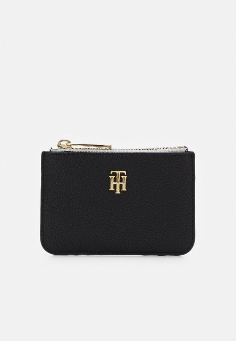 Tommy Hilfiger - ESSENCE SMALL POUCH - Wallet - blue