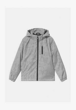 REFLECTIVE LOGO  - Light jacket - grey
