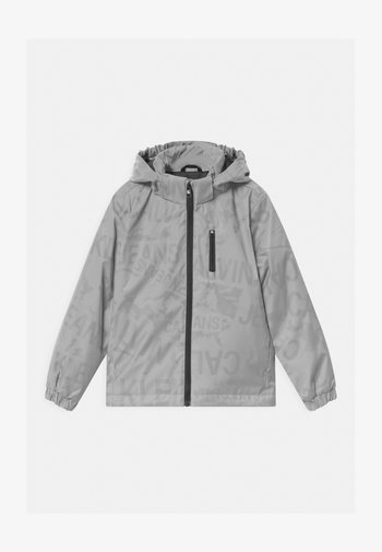 REFLECTIVE LOGO  - Light jacket - grey