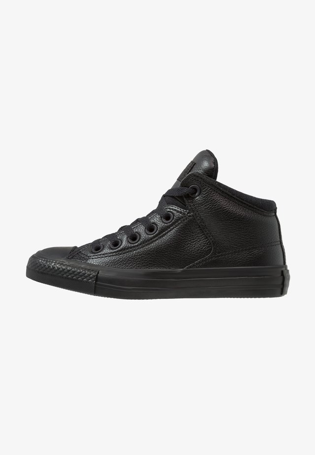 CHUCK TAYLOR ALL STAR STREET - High-top trainers - black