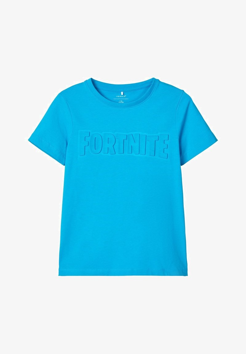 Name it - FORTNITE - Print T-shirt - hawaiian ocean