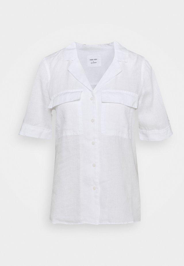 RESORT - Blus - white