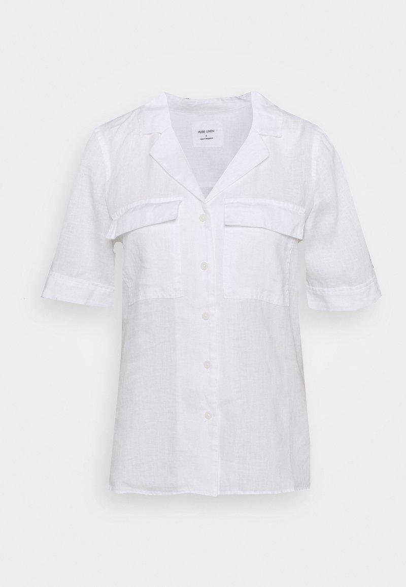 Marks & Spencer London - RESORT - Bluser - white