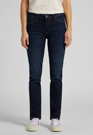 ELLY - Slim fit jeans - dark pool