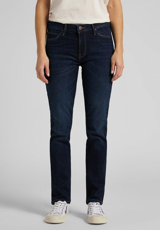 ELLY - Jeans slim fit - dark pool