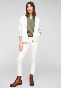 s.Oliver - JAS - Light jacket - offwhite - 1