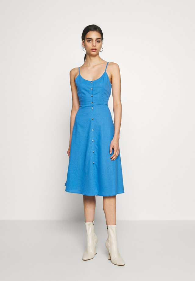 MIDSUMMER DRESS - Shirt dress - french blue
