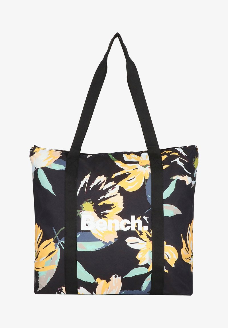 Bench - CITY - Tote bag - anthracite gold