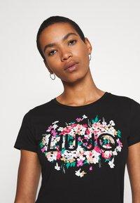 Liu Jo Jeans - MODA - T-shirt print - nero - 3