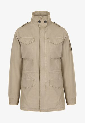 MILITARY - Bomberjacks - beige