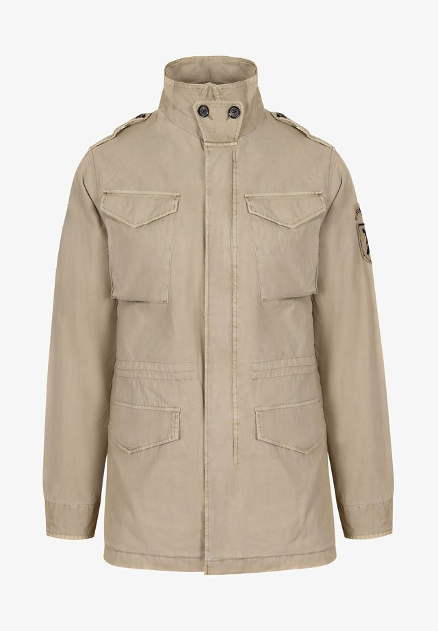 MILITARY - Bomber Jacket - beige
