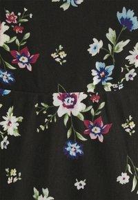 Anna Field MAMA - 2 PACK - Žerzejové šaty - black/multicoloured - 4