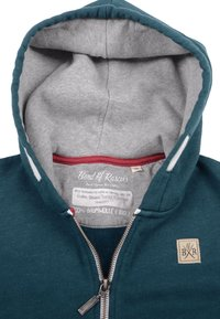 Band of Rascals - Zip-up hoodie - teal - 2