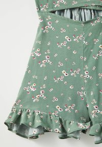 PULL&BEAR - CUT-OUT-DETAIL - Jumpsuit - green - 2