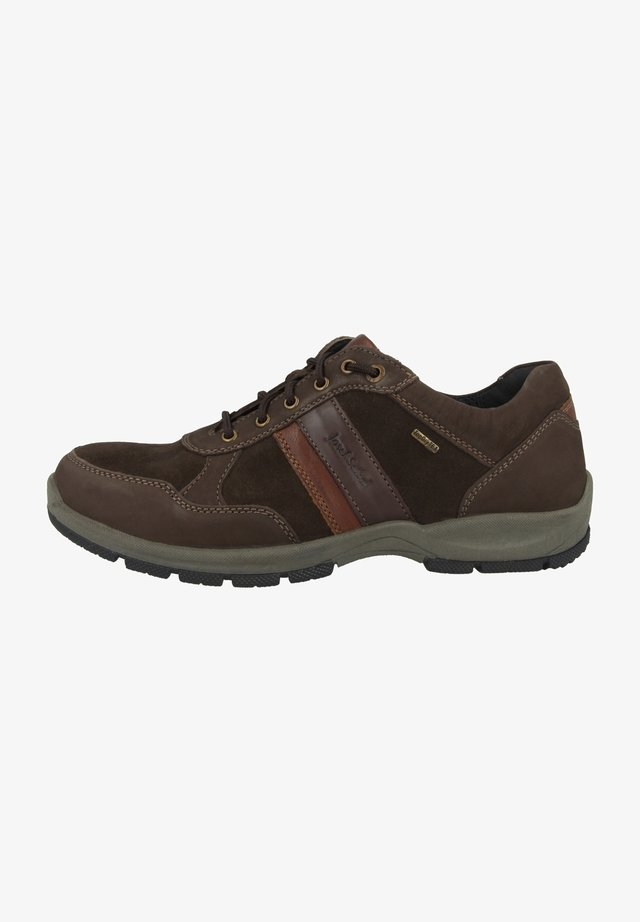 LENNY - Casual lace-ups - brown kombi