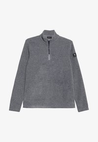 Brunotti - TENNO BOYS - Fleecepaita - mid grey - 3