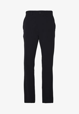 GOLF TECH TROUSERS - Pantaloni outdoor - true black