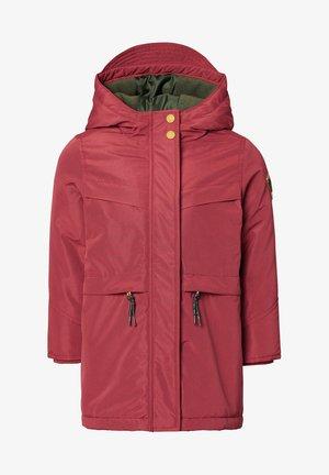 BURWALLA - Winter coat - burnt russet