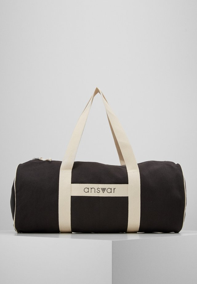 ANSVAR III - Sports bag - anthrazit