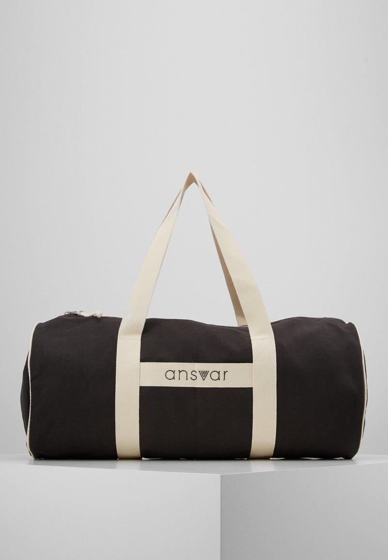 Melawear - ANSVAR III - Sports bag - anthrazit