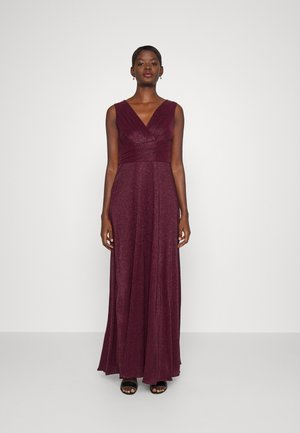 TORRIE SLEEVELESS EVENING DRESS - Společenské šaty - crimson maroon