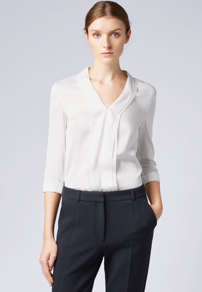 BOSS - INSANI - Blouse - white